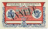 1 Franc 1918 FRANCE regionalism and various FRANCE regionalism and vari... 70,00 EUR  zzgl. 10,00 EUR Versand