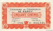50 Centimes 1918 FRANCE regionalism and various FRANCE regionalism and ... 14,00 EUR  zzgl. 10,00 EUR Versand
