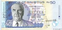 50 Rupees 2006 MAURITIUS MAURITIUS 50 Rupees 2006 NEUF ST  4,50 EUR  zzgl. 10,00 EUR Versand