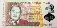 25 Rupees 2013 MAURITIUS MAURITIUS 25 Rupees 2013 NEUF ST  3,00 EUR  zzgl. 10,00 EUR Versand