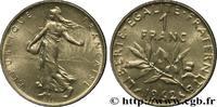 1 franc Semeuse, nickel 1962  V REPUBLIC 1962 (24mm, 6g, 6h ) VZ  220,00 EUR  zzgl. 10,00 EUR Versand
