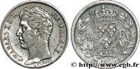 1/2 franc Charles X 1829  CHARLES X 1829 (18mm, 2,50g, 6h ) S  160,00 EUR  zzgl. 10,00 EUR Versand