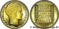 Essai de 20 francs Turin en bronze-aluminium 1929  III REPUBLIC 1929 (3... 380,00 EUR  zzgl. 10,00 EUR Versand