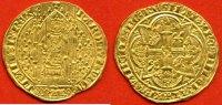 1365 CHARLES V CHARLES V 1364-1380 FRANC A PIED A/KAROLUS*DI*GR*FRANCO... 1450,00 EUR  zzgl. 20,00 EUR Versand