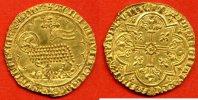 1355 JEAN II LE BON JEAN II LE BON 1350-1364 MOUTON D OR A/ AGN*DEI*QV... 2850,00 EUR  zzgl. 20,00 EUR Versand