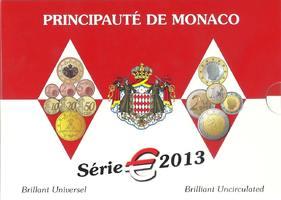 5,88 2013 MONACO ALBERT II FDC