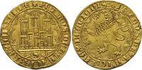Dobla zu 35 Maravedis o.J. (1350/1366) Sevilla SPANIEN Pedro I., 1350 -... 3600,00 EUR  zzgl. 9,90 EUR Versand