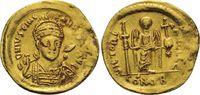 Solidus 527 - 537 n.Chr. Constant BYZANZ Iustinian I., 527 - 565 n.Chr.... 420,00 EUR  zzgl. 6,90 EUR Versand
