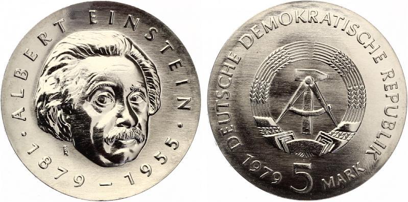 5 Mark Einstein  1979 ST