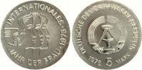 1975  5 Mark Jahr der Frau ST  10,00 EUR  zzgl. 1,70 EUR Versand