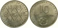 1975  10 Mark Warschauer Pakt Bankfrisch  5,00 EUR  zzgl. 1,70 EUR Versand