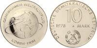 10 Mark Gemeinsamer Weltraumflug 1978 ST   12,00 EUR  zzgl. 1,70 EUR Versand