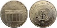 1979  5 Mark Brandenburger Tor ST  27,50 EUR  zzgl. 4,00 EUR Versand