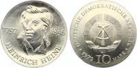 1972  10 Mark Heine ST  39,99 EUR  zzgl. 4,00 EUR Versand