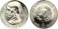1980  5 Mark Menzel ST  25,00 EUR  zzgl. 1,70 EUR Versand