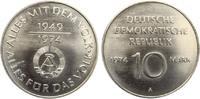 1974  10 Mark Alles fürs Volk vz-st  6,00 EUR  zzgl. 1,70 EUR Versand