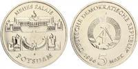 1986  5 Mark Neues Palais ST  5,50 EUR  zzgl. 1,70 EUR Versand