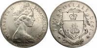 Bahamas 5 Dollars 1970 Schiff Elisabeth II