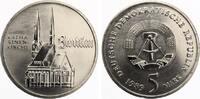 1989  5 Mark Zwickau Katharinenkirche ST  8,50 EUR  zzgl. 1,70 EUR Versand