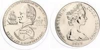 1973  Cook Islands 7,5 Dollars Cooks Discovery of Hervey Islands ST  28,50 EUR