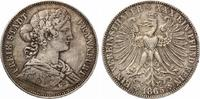 1865  Frankfurt Vereinstaler 1865 ss  50,00 EUR  zzgl. 4,00 EUR Versand