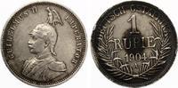 1904  Deutsch Ostafrika 1 Rupie ss Patina  50,00 EUR  zzgl. 4,00 EUR Versand