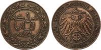 1890  1 Pesa 1890 Deutsch Ostafrika ss  15,00 EUR  zzgl. 1,70 EUR Versand