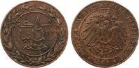 1891  1 Pesa 1890 Deutsch Ostafrika ss etwas korrodiert  11,00 EUR  zzgl. 1,70 EUR Versand