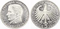 1957  5 DM Eichendorff vz-st  220,00 EUR  zzgl. 4,00 EUR Versand