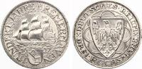 1927  3 Mark Bremerhaven vz+  160,00 EUR  zzgl. 4,00 EUR Versand