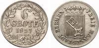 1857  Bremen 6 Grote 1857 f.vz  25,00 EUR  zzgl. 1,70 EUR Versand