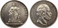 1871  Siegestaler PREUSSEN vz  45,00 EUR  zzgl. 4,00 EUR Versand
