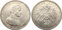 1914  5 Mark Preussen Wilhelm II Büste in Uniform ss  35,00 EUR  zzgl. 4,00 EUR Versand
