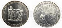 1976  Surinam 25 Guilders bankfrisch  25,00 EUR  zzgl. 1,70 EUR Versand