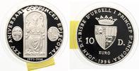 1996  Andorra 10 Diners 1996 Bischof Joan Marti pp  22,50 EUR  zzgl. 1,70 EUR Versand