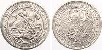 1915  3 Mark Preussen 1915 Segen des Mansfelder Bergbau st prägebeding... 900,00 EUR kostenloser Versand