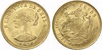 1926  100 Pesos vz-prägefrisch  735,00 EUR kostenloser Versand