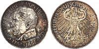 1957  5 DM Eichendorff vz herrliche Patina  170,00 EUR  zzgl. 4,00 EUR Versand