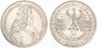 1955  5 DM Markgraf von Baden ss  160,00 EUR  zzgl. 4,00 EUR Versand