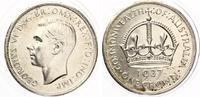 1937  Australien 1937 - 1 Crown Georg VI vz  23,50 EUR  zzgl. 1,70 EUR Versand