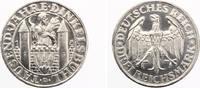 1928  3 Mark Dinkelsbühl pp vereinzelte leichte Haarlinien  950,00 EUR kostenloser Versand