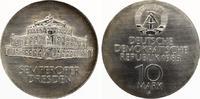 1985  10 Mark Semperoper st feine Patina  42,00 EUR  zzgl. 4,00 EUR Versand