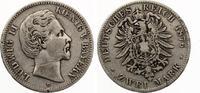 1876  2 Mark Bayern s-ss  39,99 EUR  zzgl. 4,00 EUR Versand