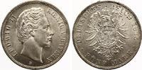 1875  5 Mark Bayern 1875 Ludwig II fast Stempelglanz  850,00 EUR kostenloser Versand