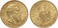 1888  20 Mark Preussen Jaeger 99 Friedrich III 99 Tage Kaiser vz  350,00 EUR  zzgl. 4,00 EUR Versand