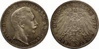 1912  3 Mark Preussen vz-st feine Patina  28,50 EUR  zzgl. 4,00 EUR Versand