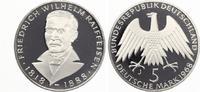1968  5 DM Raiffeisen pp  19,50 EUR  zzgl. 1,70 EUR Versand