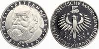 1968  5 DM Pettenkofer pp  22,50 EUR  zzgl. 1,70 EUR Versand
