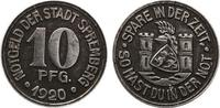 1920  10 Pfennig 1920 Spremberg Notgeld vz  3,50 EUR  zzgl. 1,70 EUR Versand