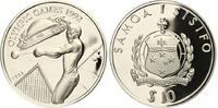 10 Tala Samoa 1992 Olympische Spiele Hammerwerfen pp  28,50 EUR  zzgl. 4,00 EUR Versand